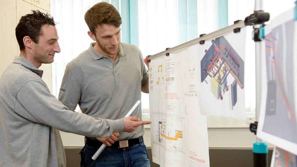 Rostan Oberderdingen: Unsere Planer