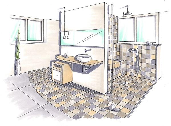altersgerechter badumbau geld vom staat rostan. Black Bedroom Furniture Sets. Home Design Ideas
